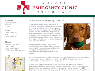 Animal Emergency Clinic NE