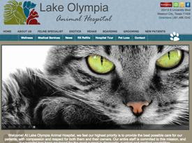 Lake Olympia Animal Hospital